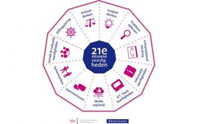 21st century skills in het Onderwijs: '8 Tips voor toekomstlessen'
