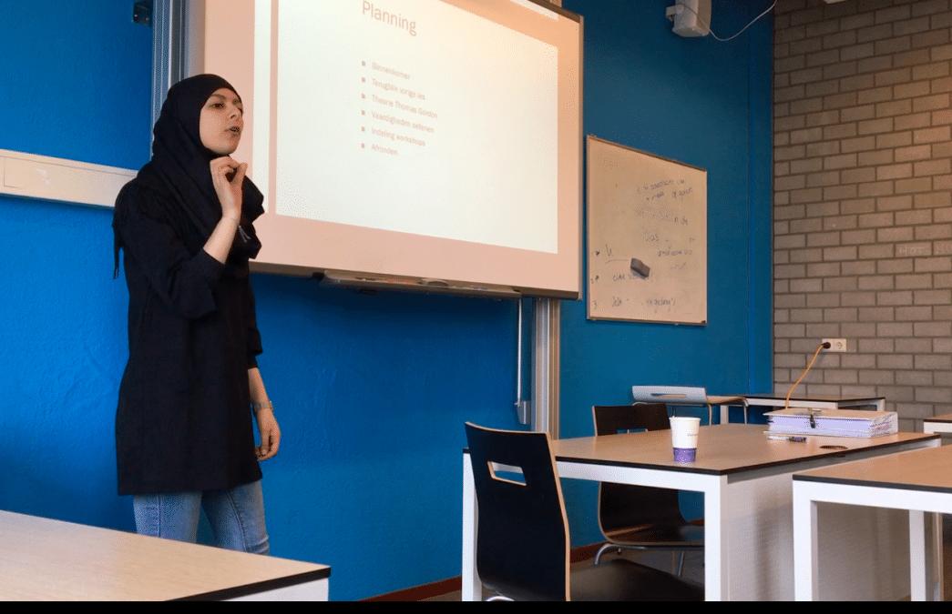 Wassila Aamri over de cursus Studenten motiveren | Klantcase
