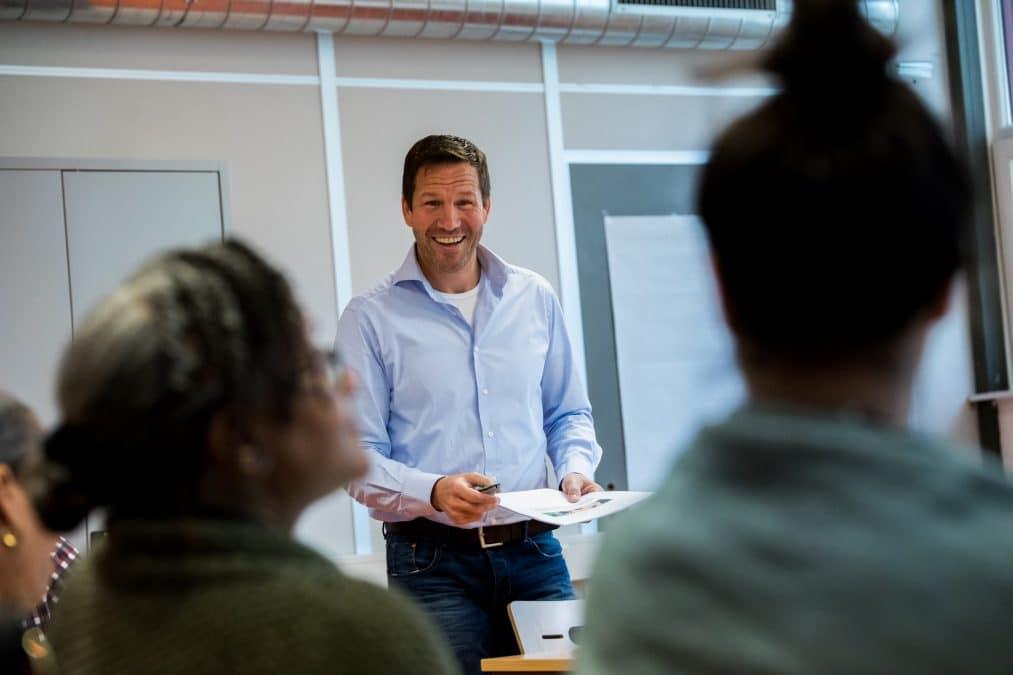 Leerachterstand traject op het Pax Christi College: Een interview met directeur Jeroen Beekmans| Blog
